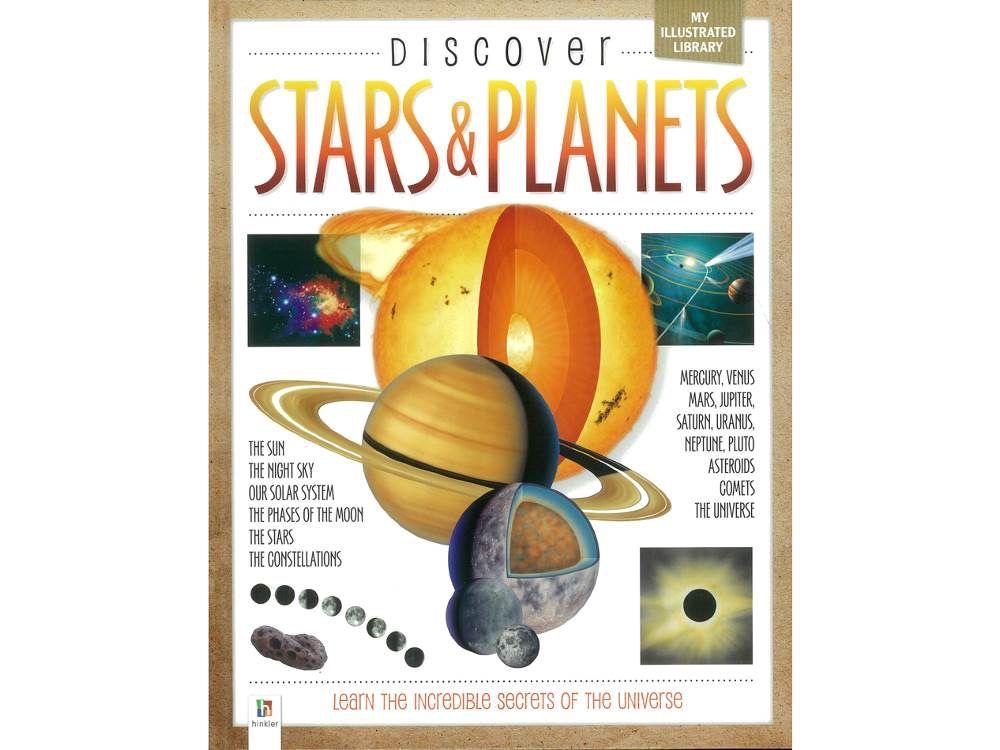 Australia DISCOVER STARS & PLANETS