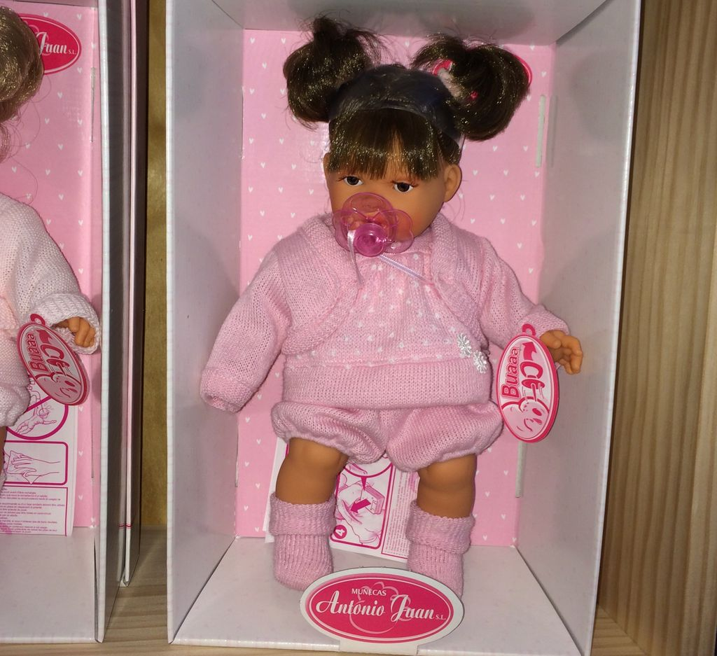 Europe Spanish Doll KIKA DOS COLKTAS