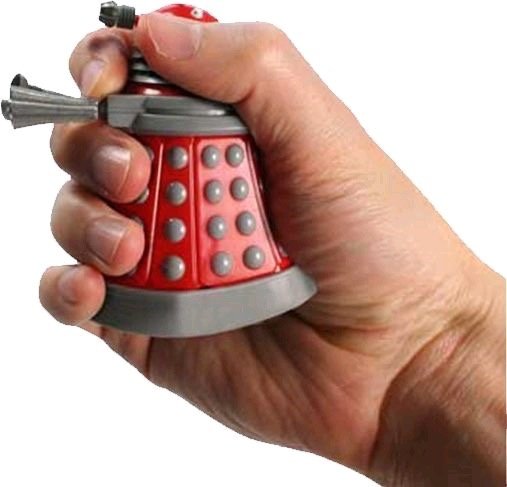 Australia Dr Who - Dalek Stress Ball Squeezes