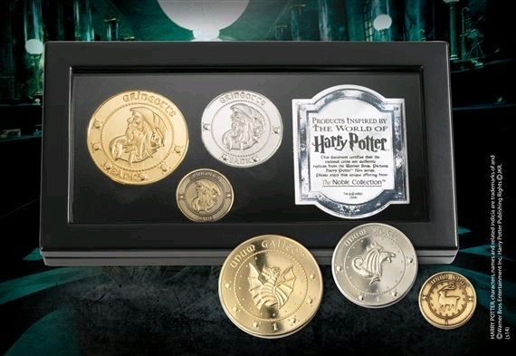 Australia Harry Potter - Gringotts Coin Collection
