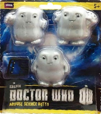 Australia Dr Who - Adipose Putty Stress Pack