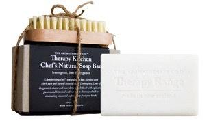 Australia Kitchen 150g Soap & Nail Brush
