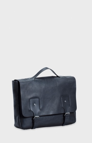 Australia BLACK BUDAL MESSENGER BAG