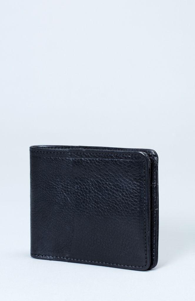 Australia Black Olen Wallet
