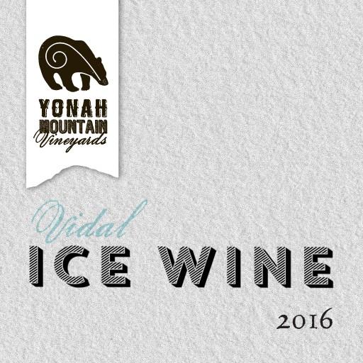 Yonah Mountain Vineyards 2016 Ice Wine $75