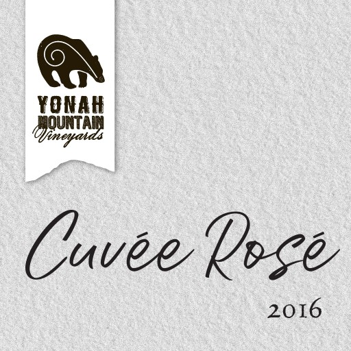 Yonah Mountain Vineyards 2017 Cuvee Rose Estate