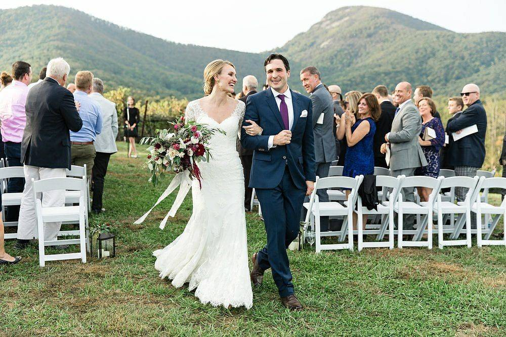 Why Vineyard Weddings Are The Best Weddings