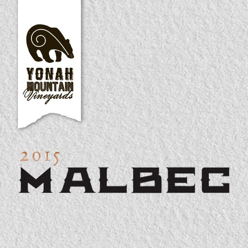 Yonah Mountain Vineyards 2015 Malbec $45