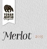 Yonah Mountain Vineyards 2015 Merlot