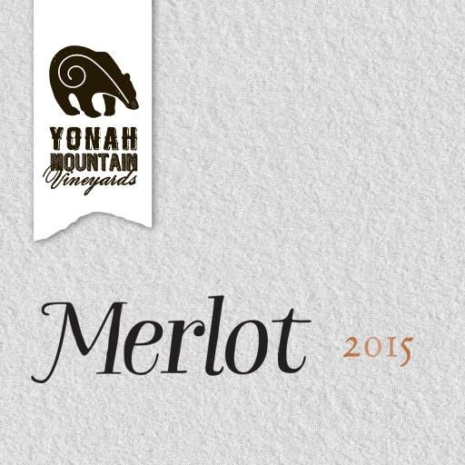 Yonah Mountain Vineyards 2015 Merlot