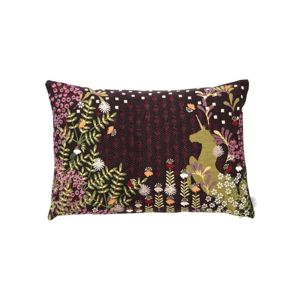 X 24 Licorne Cushion Cover W Insert 16