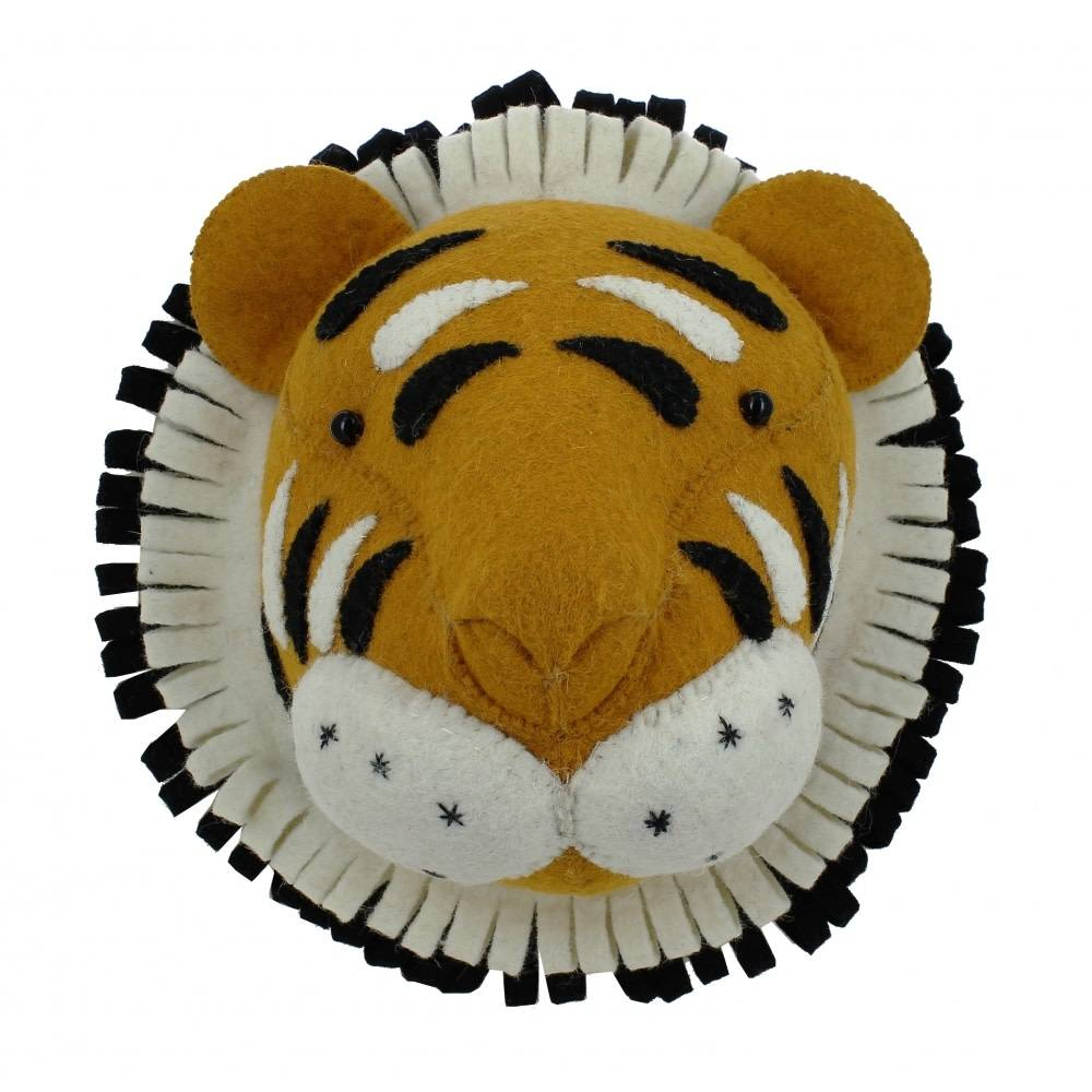 mini Tiger Head