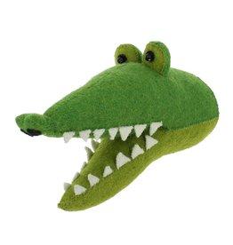 mini Crocodile Head