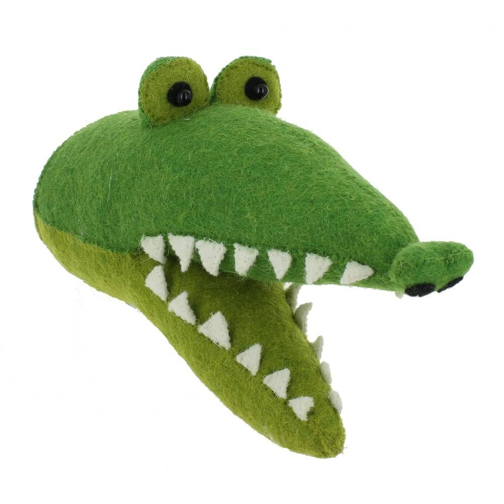 mini Crocodile Head