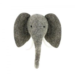 EFL Kids Elephant Head with Tusks