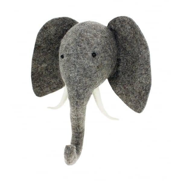 EFL Kids Elephant Head with Tusks