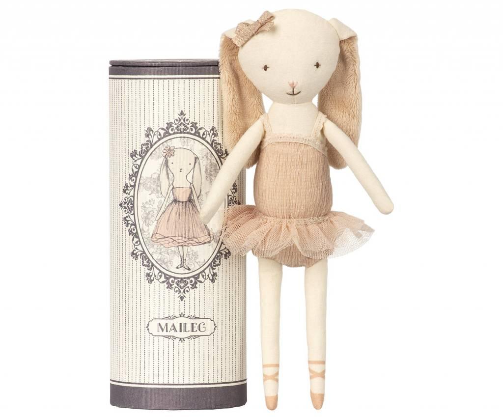 Dancing Ballerina Bunny, in tube