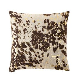 Mottley Moo Decorative Pillow 24x24 Milk