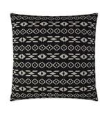 D.V. Kap Home Lightning-Black Pillow