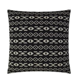 D.V. Kap Home Lightning-Black Pillow