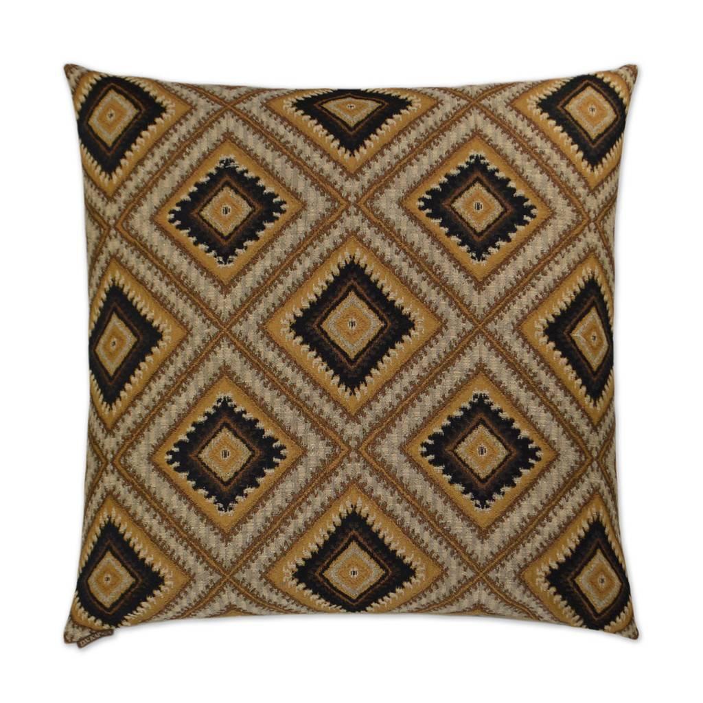 Dakota-Brown Pillow