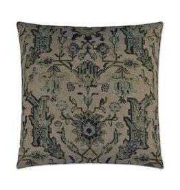 Manu-Azure Pillow