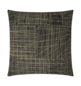D.V. Kap Home Studio-Gunmetal Pillow