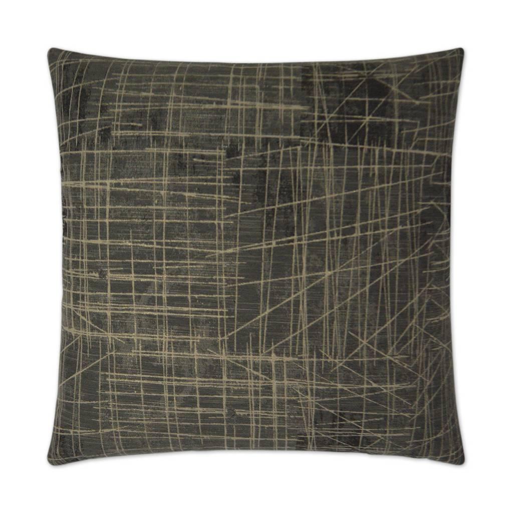 D.V. Kap Home Studio-Gunmetal Pillow