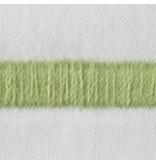 Matouk Matouk Ansonia Bedding Collection White 500TC Percale Satin Stitch Detail