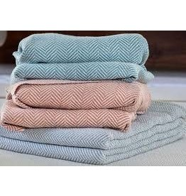 PENOBSCOT-Cotton Blanket