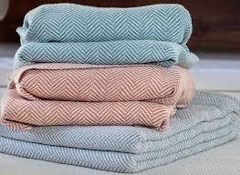 PENOBSCOT-Cotton Blanket