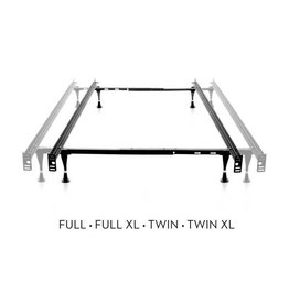 Adjustable Bed Frame: Twin/Full XL