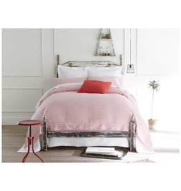 Peacock Alley Peacock Alley Bedding-Emma/Geometric Red Twin Duvet 68x90
