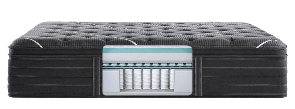 Simmons Beautyrest Black  K-Class Ultra Plush Pillow Top