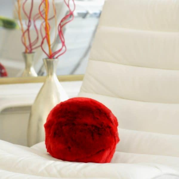 Snowball Pillows