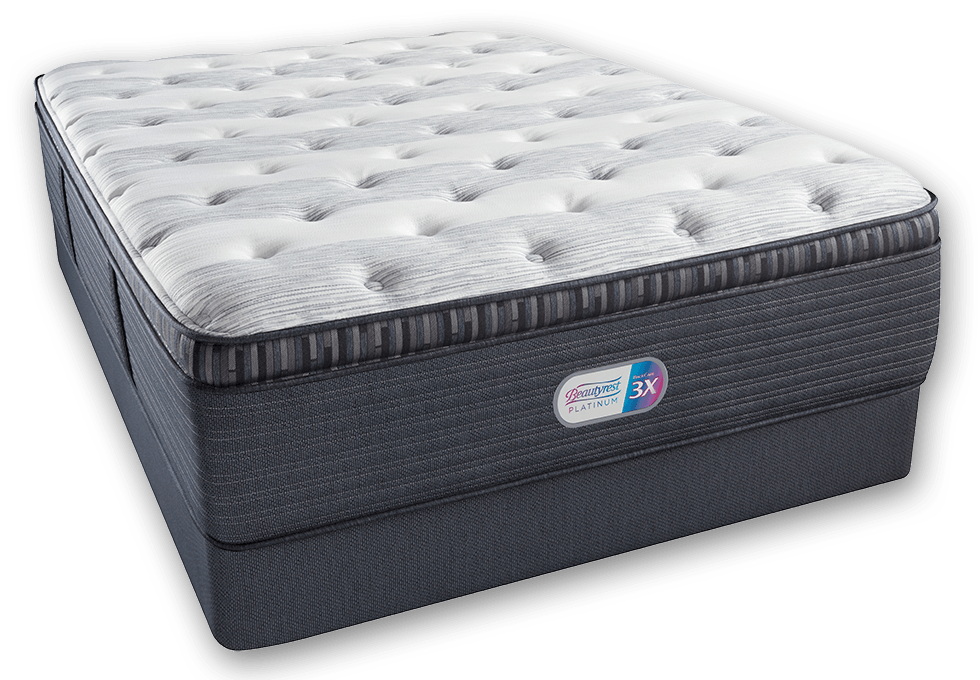 Beautyrest Simmons  Platinum Haddock Meadow Mattress