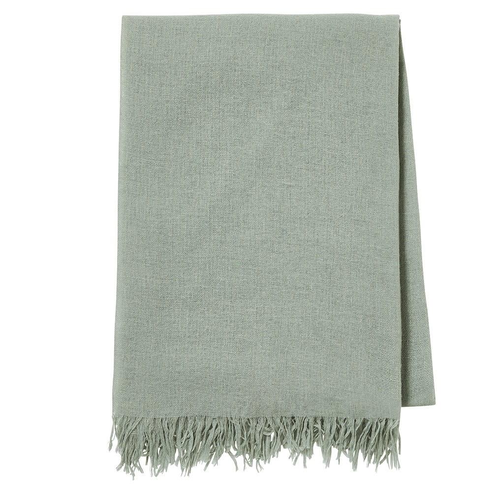 """Lou Lou Bedding Silk/Wool/Cashmere  55"""" x 79"""""""