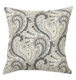 Decorative Pillows Daniel Stuart Chantilly Platinum 22x22