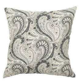 Decorative Pillows Daniel Stuart Chantilly Platinum 22x22