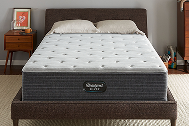 Beautyrest Beautyrest BRS900-RS Med Frm Mattress Silver