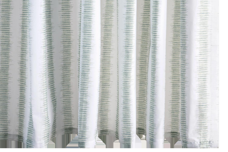 Matouk Attleboro Shower Curtain