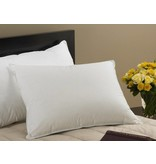 Kingsley Luxury Down Pillow w/zippered pillow protector