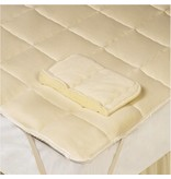Mattress Pad Wool-Tempurture Regulating