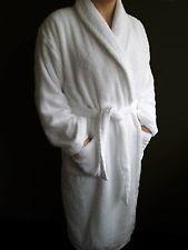 Bath Robe-Shawl Collar Terry