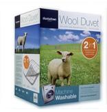 Wool Filled Comforter- 3N1 All Season