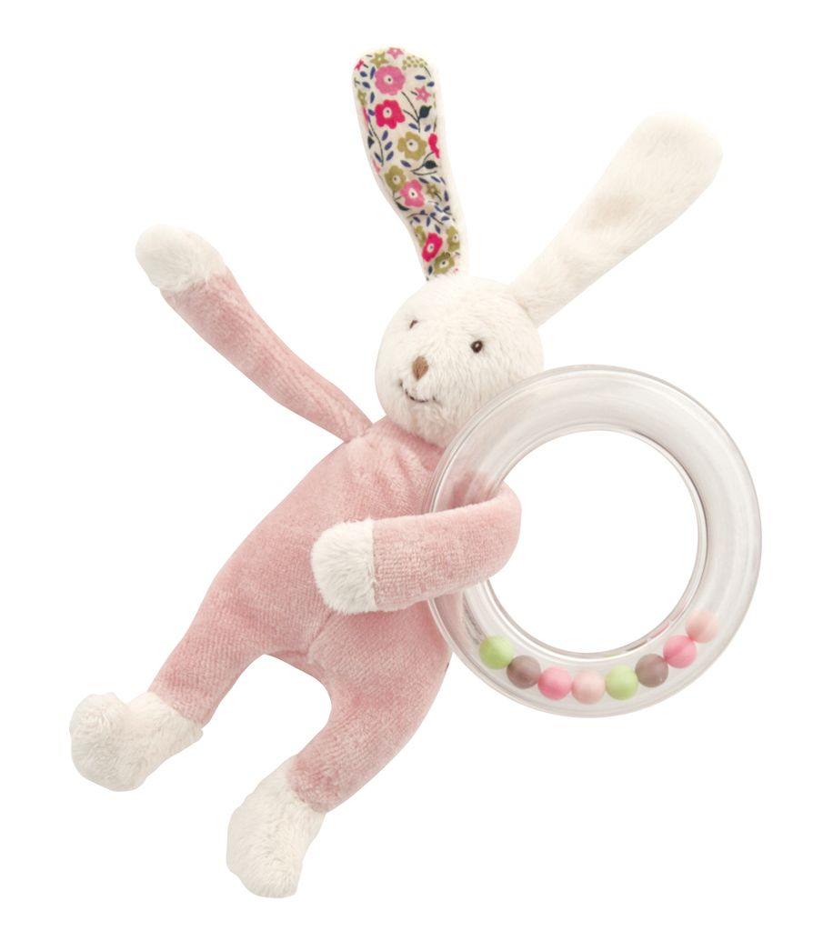 """Moulin Roty Capucine Ring Rattle 5"""""""""""
