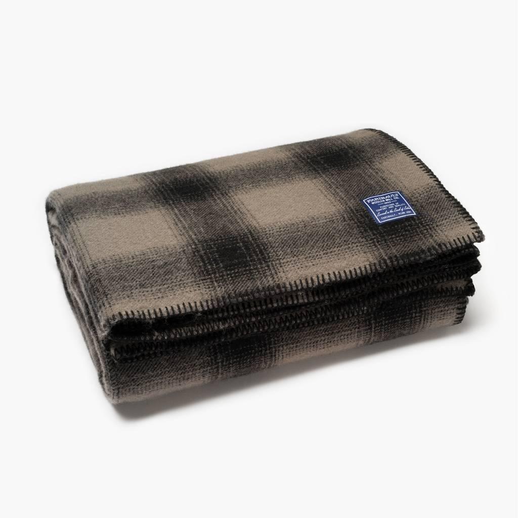 Buffalo Ridge Check Blanket