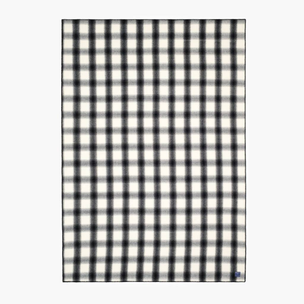 Buffalo Ridge Check Blanket
