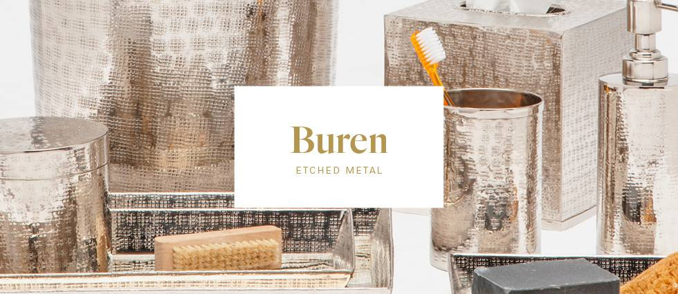 Buren Bath Accessories