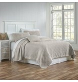TL at Home Coverlet Whitney Matelasse